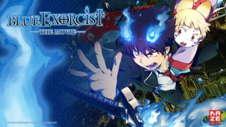 Streams: Blue Exorcist: The Movie