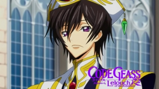 Streams: Code Geass: Lelouch of the Rebellion R2
