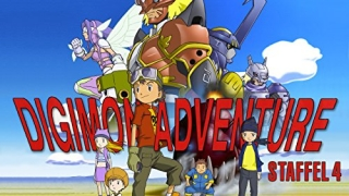 Streams: Digimon Frontier