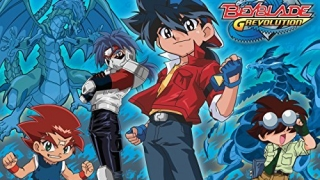 Streams: Beyblade G Revolution