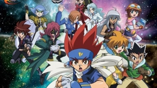 Streams: Beyblade: Metal Fury