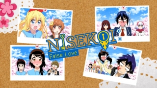 Streams: Nisekoi 2