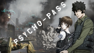 Streams: Psycho-Pass