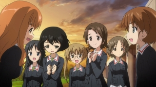 Streams: Girls & Panzer