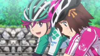 Streams: Minami Kamakura High School Girls Cycling Club