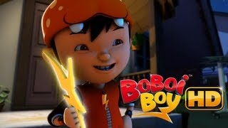 Streams: BoBoiBoy