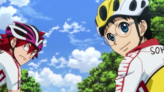 Streams: Yowamushi Pedal New Generation