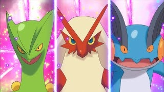 Streams: Pokémon Omega Rubin und Alpha Saphir Trailer
