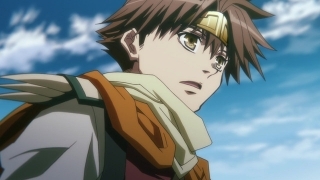 Streams: Saiyuki Reload Blast