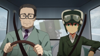 Streams: Kino's Journey: The Beautiful World - The Animated Series