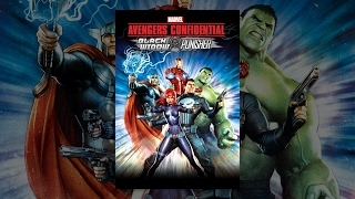 Streams: Avengers Confidential: Black Widow & Punisher