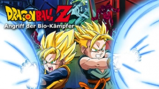 Streams: Dragonball Z: Angriff der Bio-Kämpfer