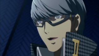 Streams: Persona 4 The Golden Animation