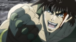Streams: JoJo's Bizarre Adventure