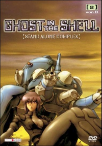 Ghost in the Shell: Stand Alone Complex - Vol.2/8