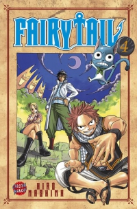 Fairy Tail - Bd.04