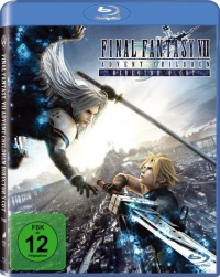 Final Fantasy VII: Advent Children - Director's Cut [Blu-ray]