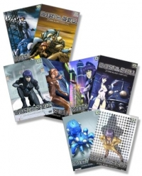 Ghost in the Shell: Stand Alone Complex - Komplettset