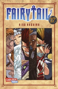 Fairy Tail - Bd.17