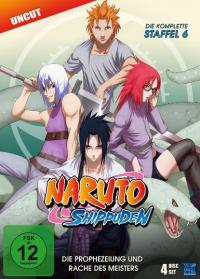 Naruto Shippuden - Staffel 06