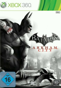 Batman: Arkham City [Xbox360]