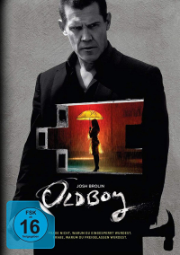 Oldboy - Limited Mediabook Edition [Blu-ray+DVD]: Cover A