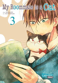 My Roommate is a Cat - Bd.03: Kindle Edition