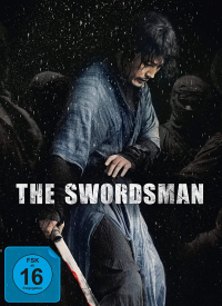 The Swordsman - Limited Collector's Mediabook Edition [Blu-ray+DVD]