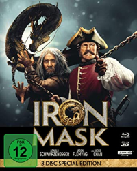 Iron Mask - Limited Mediabook Edition [Blu-ray 4K]