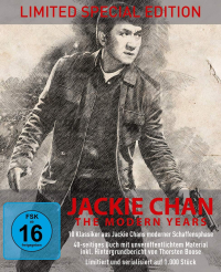 Jackie Chan: The Modern Years - Limited Special Edition [Blu-ray]