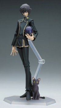 Code Geass: Lelouch of the Rebellion - Actionfigur: Lelouch vi Britannia