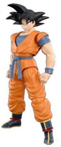 Dragon Ball - Actionfigur: Son Goku