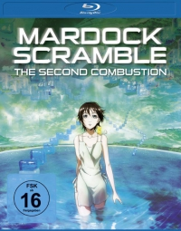 Mardock Scramble: The Second Combustion [Blu-ray]