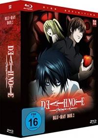 Death Note - Box 2/2 [Blu-ray]