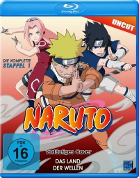 Naruto: Staffel 1 [Blu-ray]