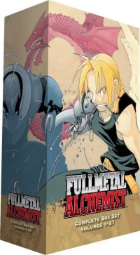 Fullmetal Alchemist - Complete Box Set: Vol.01-27
