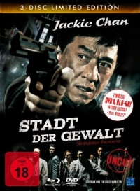 Stadt der Gewalt - Limited Collector's Edition [Blu-ray+DVD]