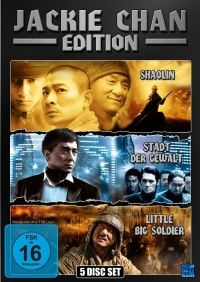 Jackie Chan Edition - Collector's Edition