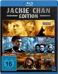 Jackie Chan Edition - Collector's Edition [Blu-ray]
