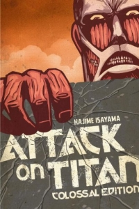 Attack on Titan: Colossal Edition - Vol. 01 (Vol.01-05)