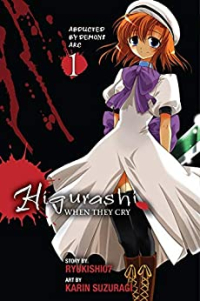 Highrashi When They Cry: Abducted by Demons Arc - Vol.01