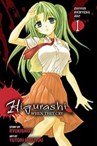 Higurashi When They Cry: Cotton Drifting Arc - Vol.01