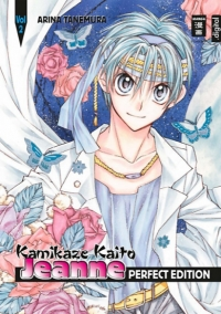 Kamikaze Kaito Jeanne: Perfect Edition - Bd. 02: Kindle Edition