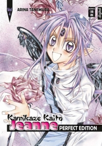 Kamikaze Kaito Jeanne: Perfect Edition - Bd. 04: Kindle Edition