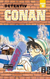 Detektiv Conan - Bd.10: Kindle Edition