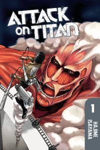 Attack on Titan - Vol.01: Kindle Edition