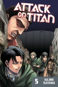 Attack on Titan - Vol.05: Kindle Edition