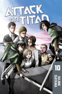 Attack on Titan - Vol. 10: Kindle Edition