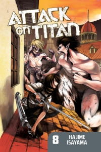 Attack on Titan - Vol.08: Kindle Edition