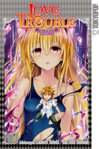 Love Trouble Darkness - Bd.10